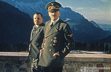 Adolf Hitler i Martin Bormann
